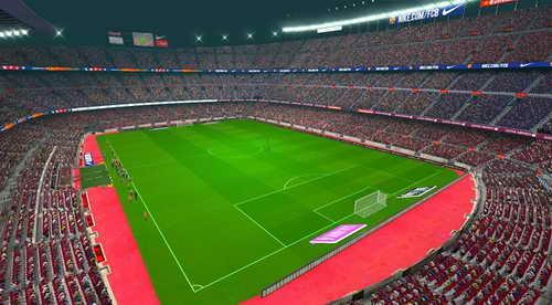 PES 2015 New 26 Stadiums Pack&Adboards by Estarlen Silva Ketuban Jiwa SS3
