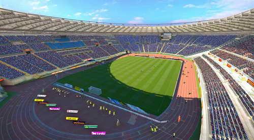 PES 2015 New 26 Stadiums Pack&Adboards by Estarlen Silva Ketuban Jiwa SS4