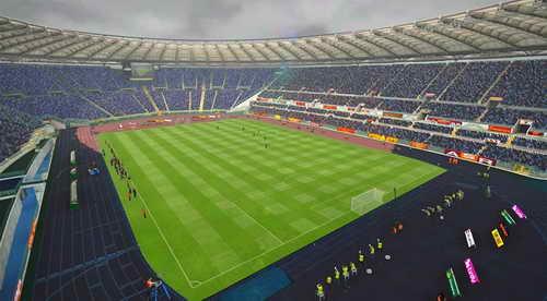 PES 2015 New 26 Stadiums Pack&Adboards by Estarlen Silva Ketuban Jiwa SS5