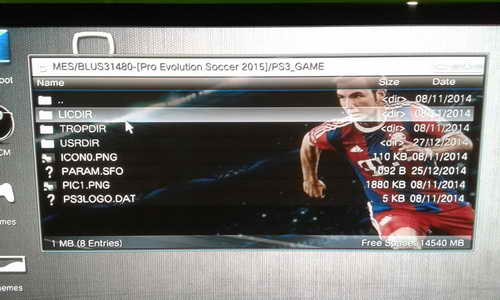 PES 2015 PS3 Data Pack DLC 1.0+DLC 2.0+Logos&Kits AIO Ketuban Jiwa SS3