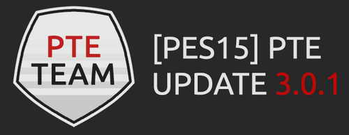PES 2015 PTE Patch Update Fixed Bugs Version 3.0.1