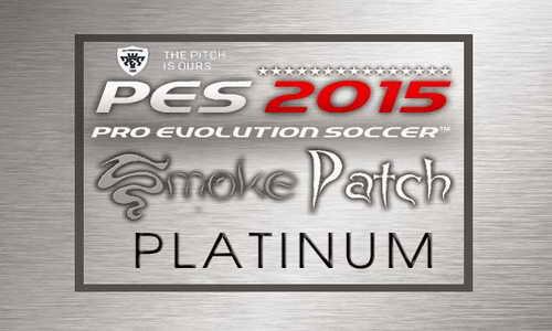 PES 2015 SMOKE Patch Platinum Version 7.0.0 Full Bundesliga
