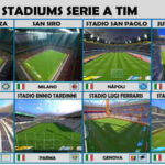 PES 2015 New 26 Stadiums Pack Update v2 by Estarlen Silva