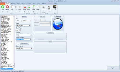 PES 2015 Team Editor Manager Tools Beta 1.5 by Lagun-2