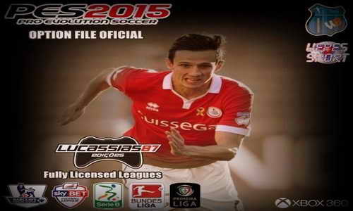 PES 2015 XBOX360 OF 0.6 Compatible DLC 2.0 by Lucassias87