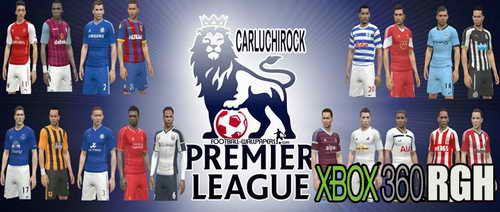 PES 2015 XBOX360 OF/FO Mods Version 3.0 by Carluchirock
