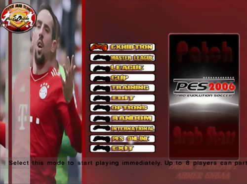 PES6 Patch Arab Stars Season 14-15 Multi Link Ketuban Jiwa SS2