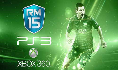FIFA 15 PS3&XBOX360 RM Revolution Mod v1.0 Released Ketuban Jiwa