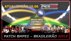 PES 2013 BMPES Patch Update 10.06 Brasileirão AIO