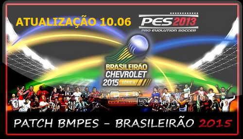 PES 2013 BMPES Patch Update 10.06 Brasileirão AIO Ketuban Jiwa