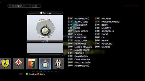 PES 2013 Option File Update SUN Patch 4.0 by Gandhi_AM Ketuban Jiwa SS3