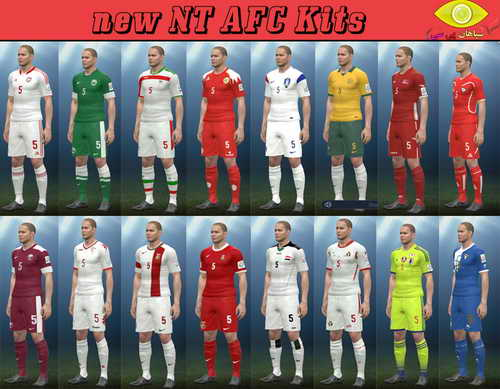 PES 2015 AFC Asian Cup Patch v1.00 by Sepahan-pc Ketuban Jiwa SS1