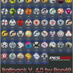 PES 2015 Ballpack HD v4.0 by Ron69 Update 01/10/2015