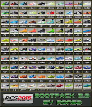 PES 2015 Bootpack v2.0 by Ron69 Support DLC 2.0+1.02 Ketuban Jiwa