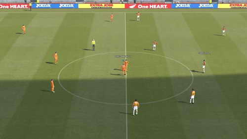 PES 2015 Global Adboard ISL LED SunEvo by KenshinHimura