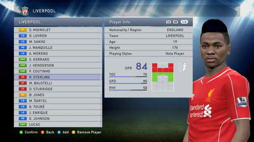 PES 2015 OF Tun Makers 2.0 v1.0 Winter Transfer by Madn11 Ketuban Jiwa SS1