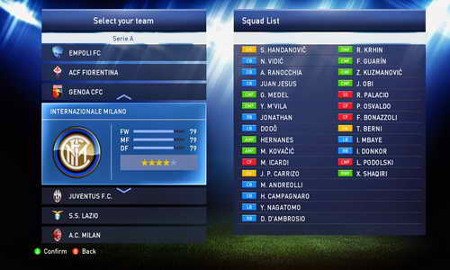 PES 2015 OF Tun Makers 2.0 v1.0 Winter Transfer by Madn11