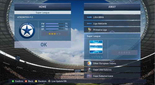 PES 2015 PES-HELLAS Patch v1.00 Full Greek Superleague Ketuban Jiwa SS3
