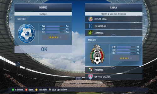 PES 2015 PES-HELLAS Patch v1.00 Full Greek Superleague
