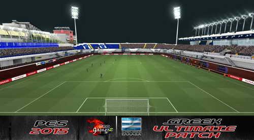 PES 2015 ProGamerZ Greek Ultimate Patch v1 Superleague Ketuban Jiwa SS1