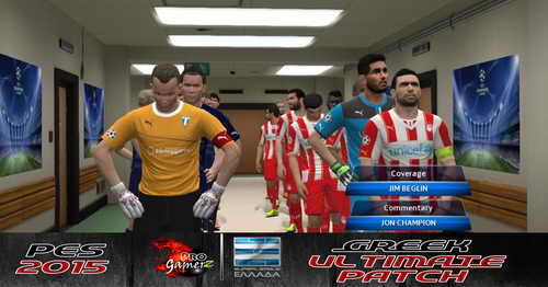PES 2015 ProGamerZ Greek Ultimate Patch v1 Superleague Ketuban Jiwa SS2