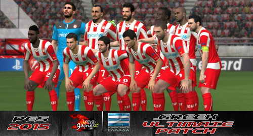 PES 2015 ProGamerZ Greek Ultimate Patch v1 Superleague Ketuban Jiwa SS3