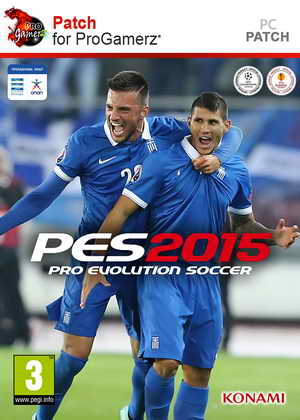 PES 2015 ProGamerZ Greek Ultimate Patch v1 Superleague