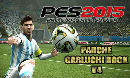 PES 2015 XBOX360 OF/FO Mods Version 4.0 by Carluchirock