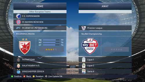 Pro Evolution Soccer PES 2015 G Patch v0.1 Single Link Ketuban Jiwa SS1
