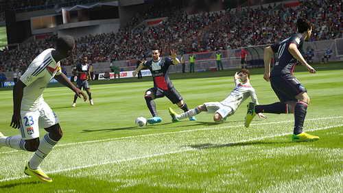 FIFA 15 Ultimate Team Edition Crack Only 3DM+Update 4 Ketuban Jiwa SS1