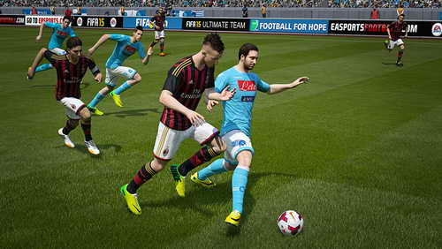 FIFA 15 Ultimate Team Edition Crack Only 3DM+Update 4 Ketuban Jiwa SS2