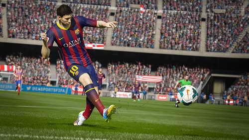 FIFA 15 Ultimate Team Edition Crack Only 3DM+Update 4 Ketuban Jiwa SS3