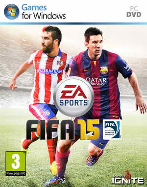 FIFA 15 Ultimate Team Edition Crack Only 3DM+Update 4 Ketuban Jiwa
