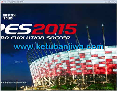 PES 2010 Editions For Patch PESEdit Style Update 2015 Ketuban Jiwa SS3