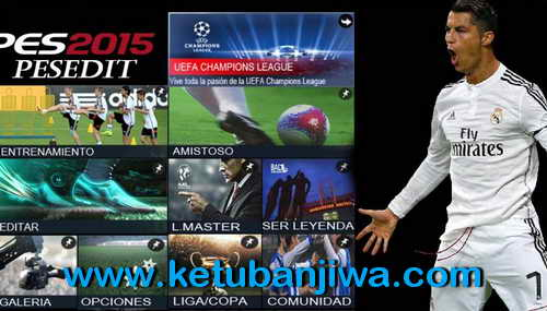 PES 2010 Editions For Patch PESEdit Style Update 2015 Ketuban Jiwa