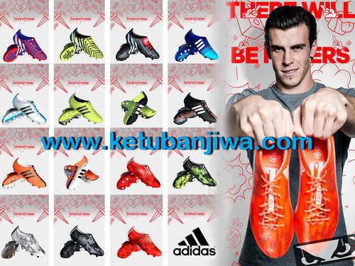 PES 2013 Fix Minipack Adidas Boots Update by SGangster Ketuban Jiwa