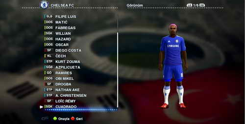 PES 2013 Option File+League Structure 04/02/15 by Ferhat19