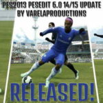 PES 2013 PESEdit 6.0 Option File Fix Update v2 by VarelaProductions