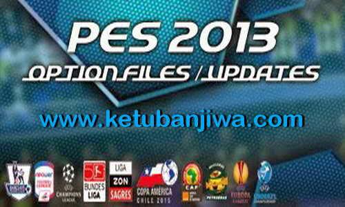 PES 2013 PESEdit OF-FO Update Full Winter Transfers 2015 Ketuban Jiwa