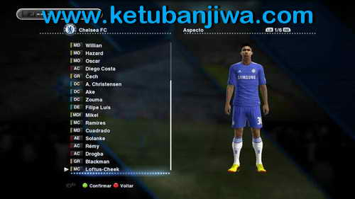 PES 2013 PESEdit Patch 6.0+Winter Transfer 14-15 by Diesl Ketuban Jiwa SS1