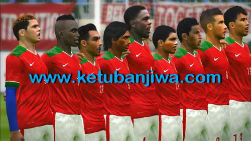 PES 2015 Addon Timnas Indonesia For PTE 5.0 by Guefajri Ketuban Jiwa SS1