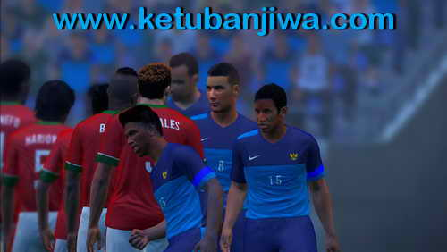 PES 2015 Addon Timnas Indonesia For PTE 5.0 by Guefajri Ketuban Jiwa SS2