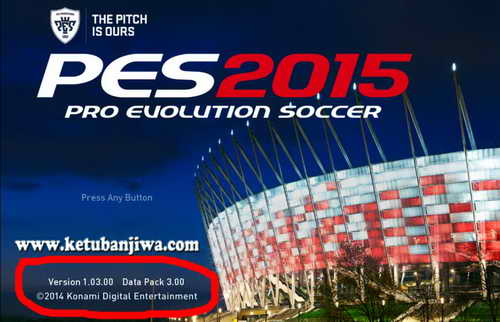 PES 2015 DLC 3.0 And Patch 1.03 Screenshot Ketuban Jiwa