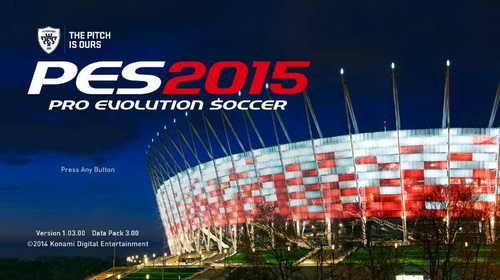 PES 2015 Dunksuriya Patch Fix Update 2.1.1+DLC 3.00 Ketuban Jiwa