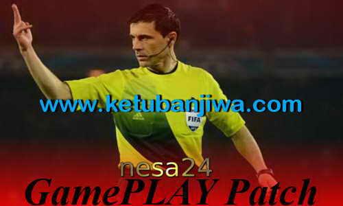 PES 2015 GamePlay Pro Evo Modern Soccer v3 by Nesa24 Ketuban jiwa