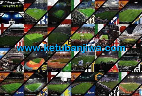 PES 2015 Latest PTE Patch Addon Update by Shrek10 Ketuban Jiwa