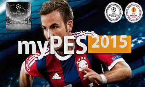 PES 2015 MyPES Patch Update v0.4 Support DLC 3.00+1.03