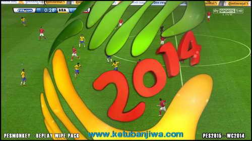 PES 2015 New Replay Logo Pack Update by Pesmonkey Ketuban Jiwa SS3