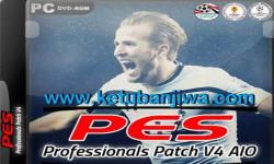PES 2015 PES Professionals v4.0 AIO Support DLC 3.00