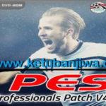 PES 2015 PESProfessionals v4.0 AIO+Fix Support DLC 3.00